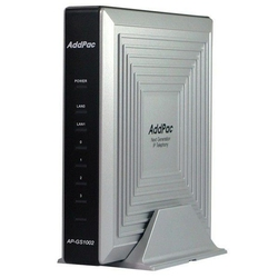 AddPac AP-GS1002A - VoIP-GSM шлюз, 2 GSM канала