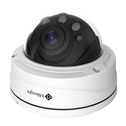 Milesight MS-C3272-FPNA - Купольная IP-камера Pro, Motorized Zoom/Focus, SIP, Mic, PoE, ИК, 2Мп, IP66 IK10