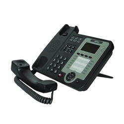NATEKS VoiceCom T1330 PE - IP-телефон, 3 VoIP линии, HD-Voice, LAN, WAN, HD-Voice, PoE