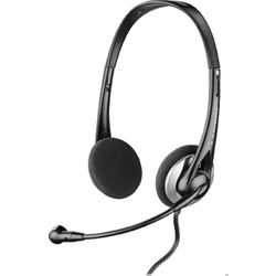 Plantronics .Audio 326 [80933-11] - Гарнитура для компьютера (A326), разъем 3,5 мм