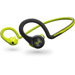 Plantronics BackBeat FIT Green [200460-01] - спортивная Bluetooth гарнитура, HQ SBC, A2DP, DSP