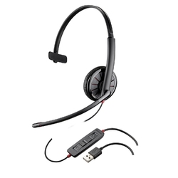 Plantronics Blackwire C310-M [85618-101] - USB-гарнитура для UC и Microsoft Lync