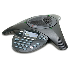 Polycom SoundStation2 EX [2200-16200-122] - Конференц-телефон