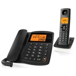 ALCATEL VERSATIS E100 COMBO - Беспроводной (DECT) телефон со стационарным телефонным аппаратом в наборе