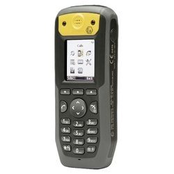 Ascom DDH5-AABEAB - Беспроводная трубка DECT, D81 (версия Protector с Man Down, No Movement, Pull Cord and LF location)