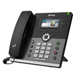 Htek UC924 - IP-телефон, 16 SIP аккаунтов, HD Voice, XML-браузер
