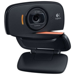 Logitech B525 Foldable Business Webcam [960-000842] - Web-камера, 2 Мп, USB, запись видео 720p
