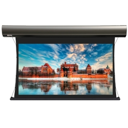 Lumien Cinema Tensioned Control 155x235 см Matte White Sound - Экран с электроприводом