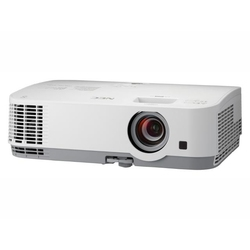 NEC ME361W - Проектор, LCD, 3600 ANSI Lm, WXGA, 6000:1, 1xUSB Viewer (jpeg), RJ45, HDMI x2, RS232, до 9000 ч. лампа (ECO mode), 20W, 2.9 кг