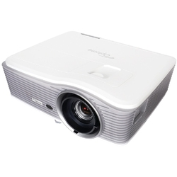 Optoma EH515T - Проектор Full 3D; DLP,1080p (1920*1080),5500 ANSI Lm,10000:1; Lens Shift V:+/-20%;H: +/-10%; HDMI 1.4 x2