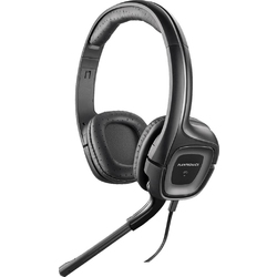 Plantronics .Audio 355 [79730-21] - Гарнитура для компьютера Audio 355 Plantronics, разъем 3,5 мм