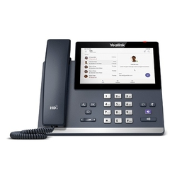 Yealink MP56 - Android IP-телефон с сенсорным экраном, Skype for Business