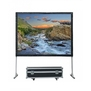 Lumien Master Fold 168x219 см Rear Projection
