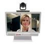 Poly Telehealth station (Polycom)