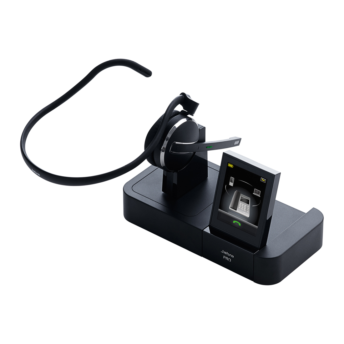 VoIP оборудование Jabra Speak 510+ MS Bluetooth USB NC WB Link 360 MS 7510-309