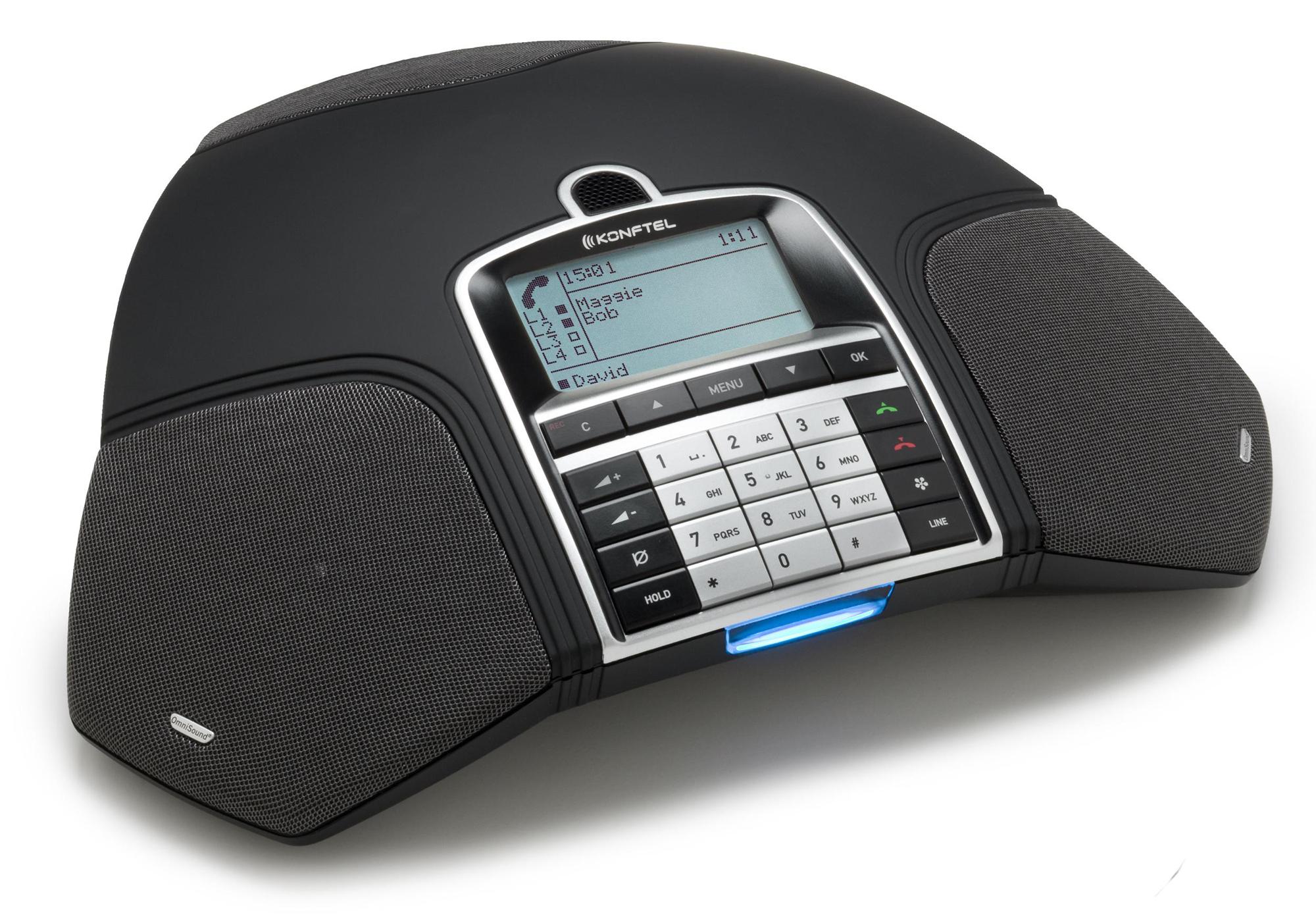 Как с телефона сделать конференц связь